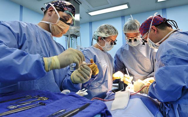 Реконструктивно-пластические операции в урологии